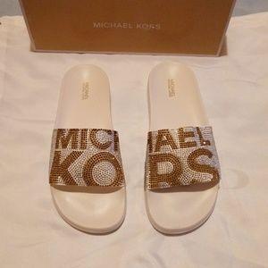 Michael Kors Gilmore Slide